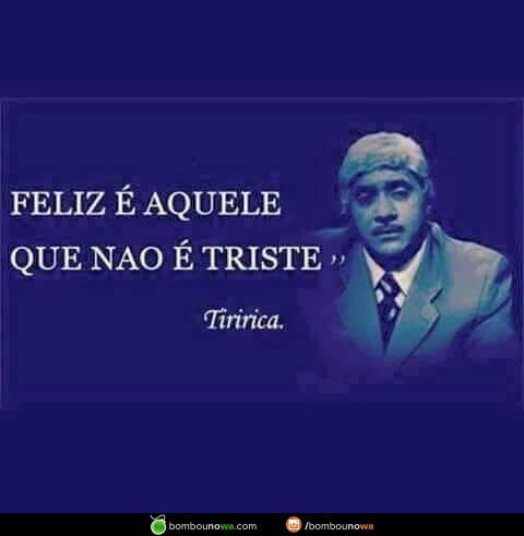 Fotos Tiririca com Frases